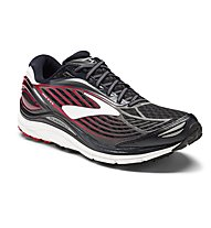 Brooks Transcend 4 - Laufschuh - Herren, Black/Grey