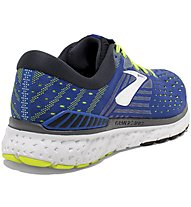 Brooks Transcend 6 - scarpe running stabili - uomo, Blue/Black