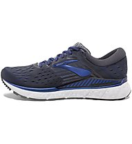 Brooks Transcend 6 - Laufschuh Stabil - Herren, Black/Blue