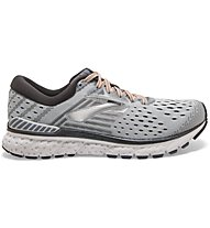 Brooks Transcend 6 - scarpe running stabili - donna, Light Grey/Rose