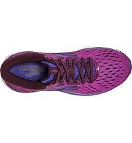 Brooks Transcend 6 W - Laufschuh Stabil - Damen, Pink/Blue