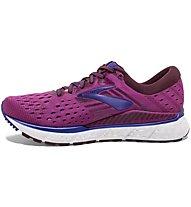 Brooks Transcend 6 W - scarpe running stabili - donna, Pink/Blue