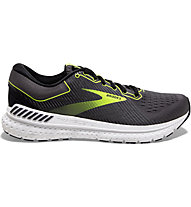 Brooks Transcend 7 - Laufschuh Stabil - Herren, Black/Yellow