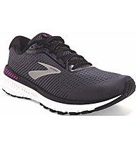 Brooks Adrenaline GTS 20 - scarpe running stabili - donna, Black