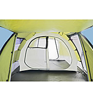 Brunner Arqus Outdoor 4 - Campingzelt, Green/Grey