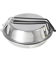 Brunner Cook Set Alu 1 - set stoviglie, Aluminium