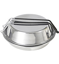 Brunner Cook Set Alu 1 - Kochset, Aluminium