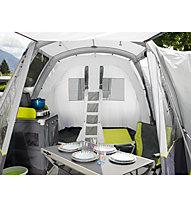 Brunner Globetrotter 4 AIRtech - tenda campeggio, Grey