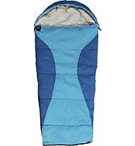 Brunner Gulliver - Kunstfaserschlafsack - Kinder, Blue