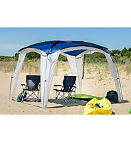 Brunner Medusa II 3x3 - tenda gazebo, White/Blue
