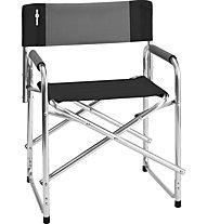 Brunner Morris - sedia pieghevole da campeggio, Grey/Black