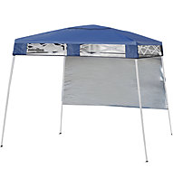 Brunner Zebò Beach - gazebo, Blue/Grey