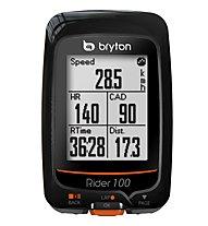 Bryton Rider 100E GPS-Radcomputer, Black