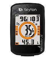 Bryton Rider 15E - ciclocomputer bici, Black