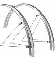 bta Cristina - parafango bici, Grey