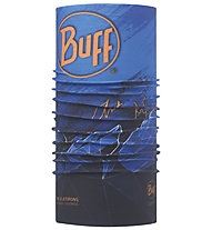 Buff Anton Blue Ink - Multifunktionstuch, Blue