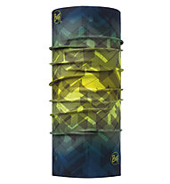 Buff Arrowhead Multi ThermoNet - Multifunktionstuch, Yellow/Blue