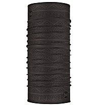 Buff Coolnet UV+ - Multifunktionstuch Wandern, Dark Grey