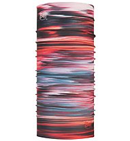 Buff Coolnet UV+ - Multifunktionstuch Wandern, Red/Orange/Pink