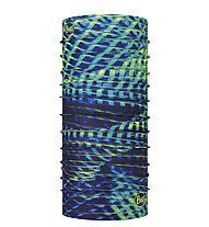Buff Coolnet UV+® - Halswärmer, Blue/Yellow