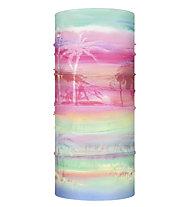 Buff Coolnet UV+® - Halswärmer - Kinder, Pink/Blue