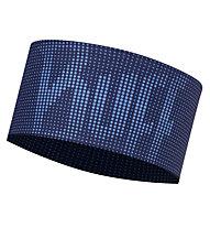 Buff Deep Long Dark Navy - Stirnband, Blue