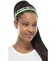 Buff Hairband - fascia per capelli, Black/Green/Grey