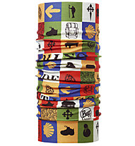 Buff High UV Protection Buff Santiago Scaldacollo, Multicolor