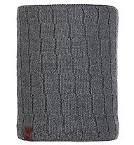 Buff Knitted & Polar Fleece Jeroen - Halswärmer, Grey