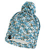Buff Knitted & Polar Fleece Livy - berretto - donna, Light Blue