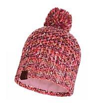Buff Knitted & Polar Fleece Margo - Wollmütze, Pink