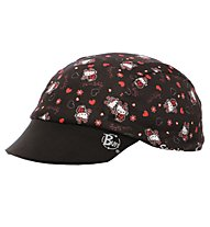 Buff Ladybird Cap Jr, Black