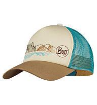 Buff Lifestyle Trucker - cappellino - donna, Beige
