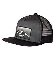Buff Lifestyle Trucker - Herrenkappe, Black