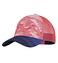 Buff Lifestyle Trucker - cappellino - donna, Red/Blue