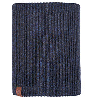 Buff Knitted & Polar Fleece Lyne - Halswärmer, Blue
