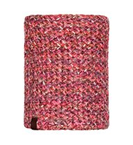 Buff Knitted & Polar Fleece Margo - Halswärmer, Pink