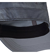Buff Military Cap - Schirmmütze, Grey