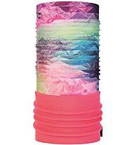 Buff Polar - scaldacollo - bambino, Pink/Multicolor