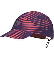 Buff Pack Run Cap - Schirmmütze - Herren, Violet/Pink