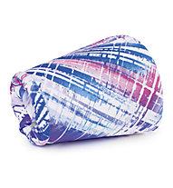 Buff Pack Run - Damen-Running-Kappe, White/Blue