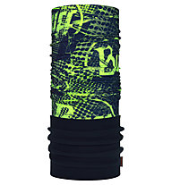 Buff Polar - Multifunktionstuch, Black/Green/Blue