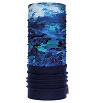 Buff Polar - scaldacollo - bambino, Blue/Light Blue