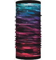 Buff Reversibile Polar - scaldacollo, Light Blue/Pink