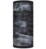 Buff Reversibile Polar - scaldacollo, Black/Grey