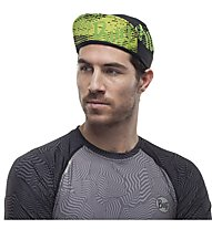 Buff Run XL - cappellino, Black/Yellow