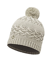 Buff Savva Hat Buff Strickmütze, White