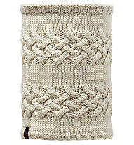 Buff Savva Neck Buff Halswärmer, White