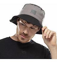 Buff Sun Bucket - cappellino trekking - uomo, Grey/Black