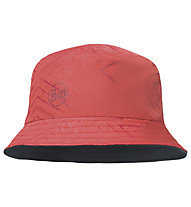 Buff Travel Bucket - cappellino, Red